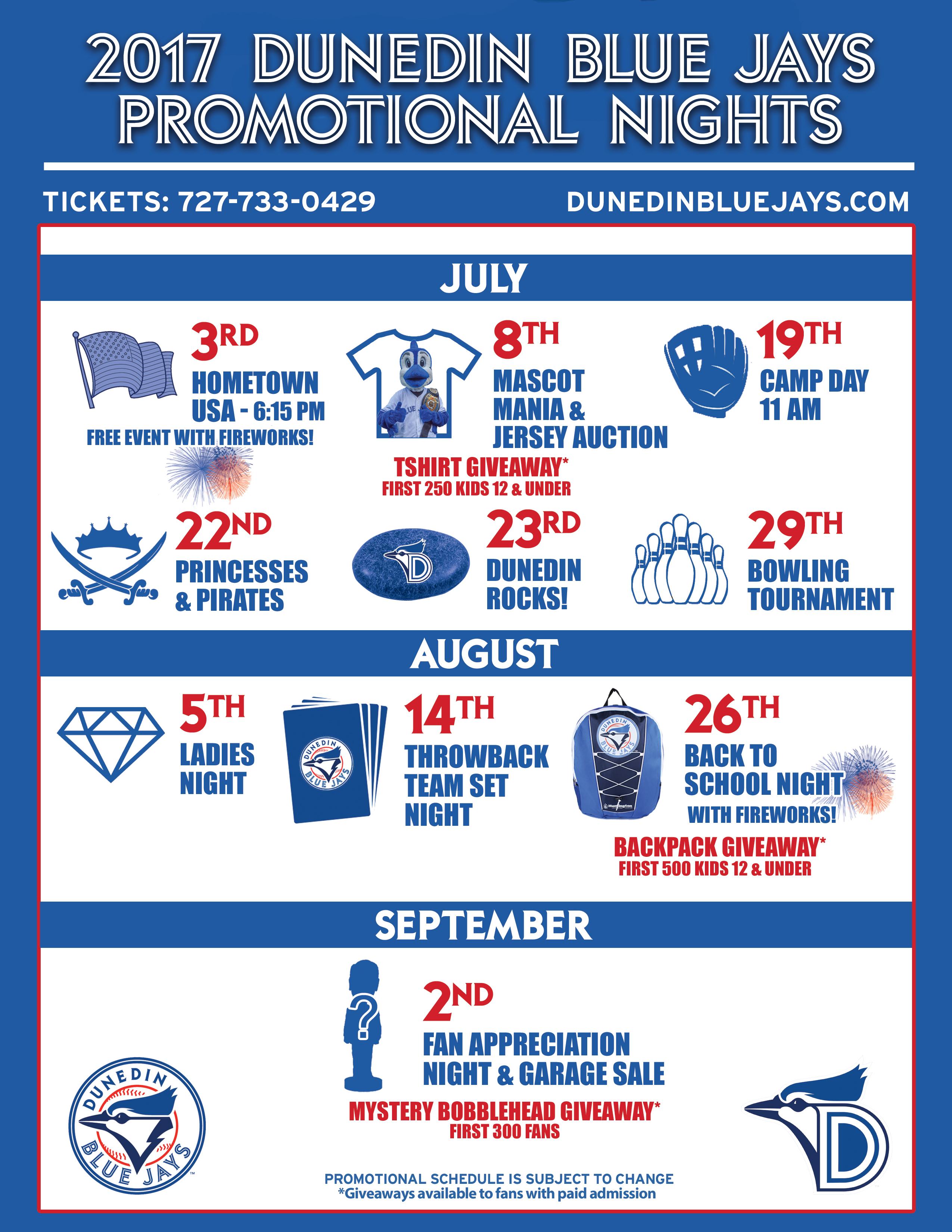 blue jays game schedule august