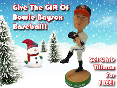 Christmas Gift Ideas For Men, Boyfriends   Bowie Baysox Tickets