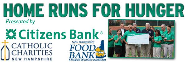 Citizens Bank Home Runs For Hunger