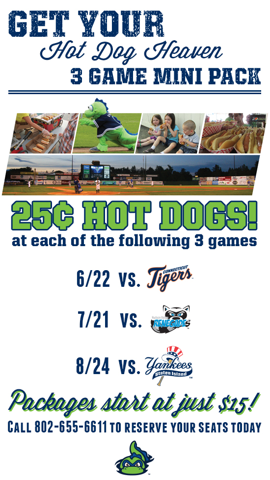 """Hot Dog Heaven"" Mini-Package 