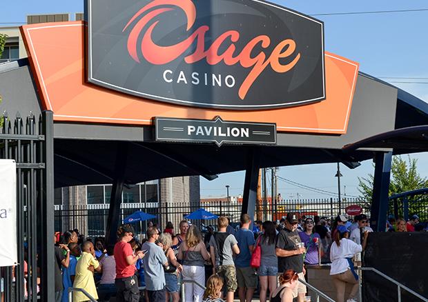 Osage casino tulsa free concerts