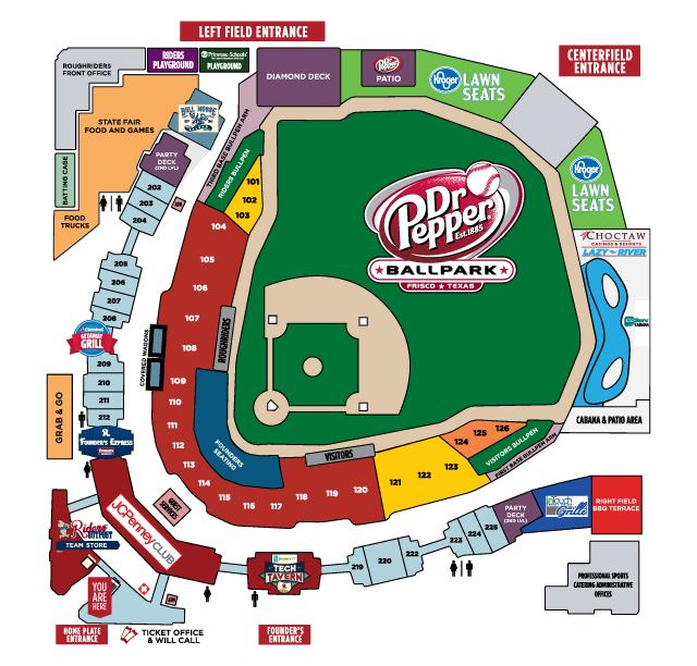 Dayton Dragons Seating Diagram Diagram Auto Parts