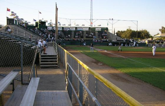 Recreation Park The Evolution Visalia Rawhide Rawhide