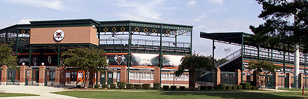 Lake Olmstead Stadium | Augusta GreenJackets Lake Olmstead Stadium