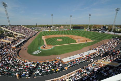 Ground rules lakeland flying tigers stadium club info