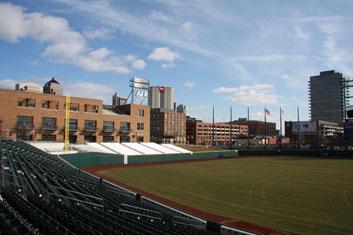 Ballpark Profile | Columbus Clippers Huntington Park