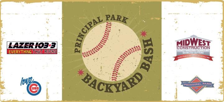 Backyard Bash Iowa Cubs Community
