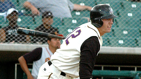 Mark Reynolds had a spectacular stint with Lancaster in 2006.