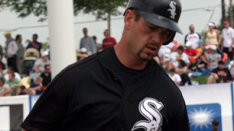 The White Sox drafted Aaron Rowand with the 35th overall pick in 1998.