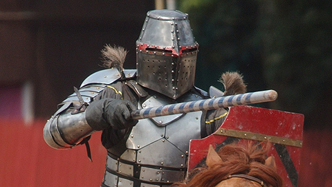 The Renaissance Faire will be charging into Mobile on Nov. 14-15.