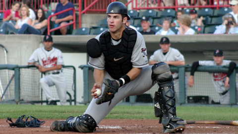 Joe Mauer was named Minor League Player of the Year in 2003.