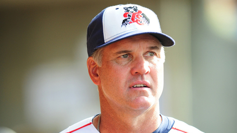 Ryne Sandberg has a 202-215 record in three seasons as a manager.