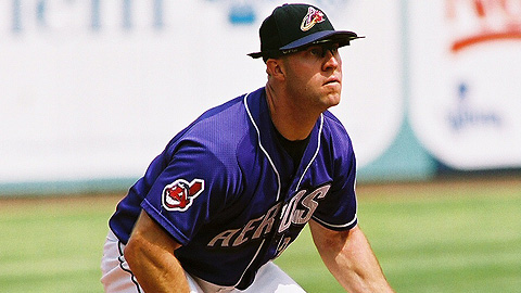 Kevin Kouzmanoff was MLB.com's Minor League Player of the Year in '06.