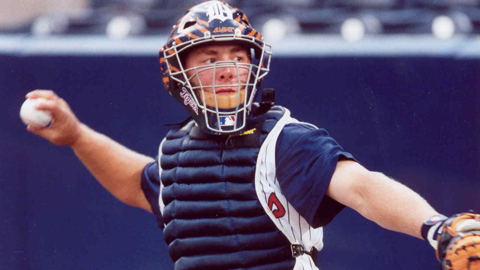 Brandon Inge had never been a catcher until he entered the Tigers organization.