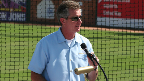 North Johnson has spent more than three decades in Minor League Baseball.