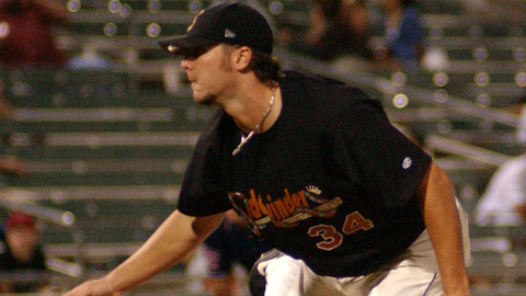 Micah Owings went 10-0 in 15 starts at Triple-A Tucson in 2006.