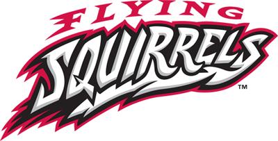 Flying Squirrels Baseball Logo Contact us
