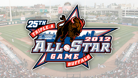 Buffalo will host the 2012 Triple-A Al-Star Game at Coca-Cola Field.