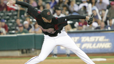 Brad Ziegler posted a 0.37 ERA in 19 Triple-A games in 2008.