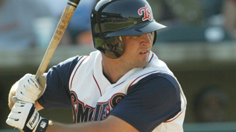 Dan Uggla hit .276 and slugged 64 homers over five Minor League seasons.