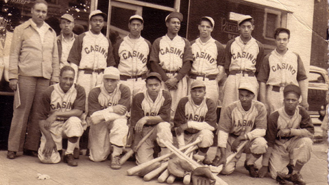 Jimmy Claxton is fourth from the left, top row.