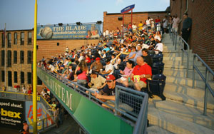 Highlights And Amenities Toledo Mud Hens Fifth Third Field