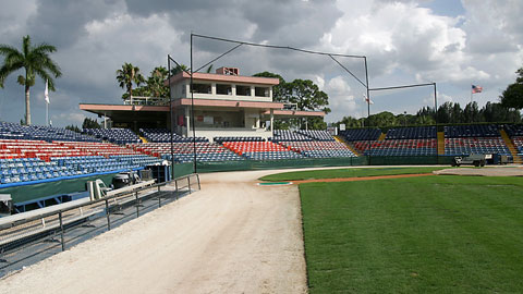 Minor League Baseball took over the daily operation of Dodgertown last April.