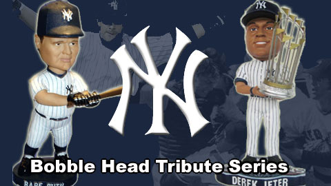 From Aaron Boone and Derek Jeter to Babe Ruth, there is a lot to like about the Yankees!