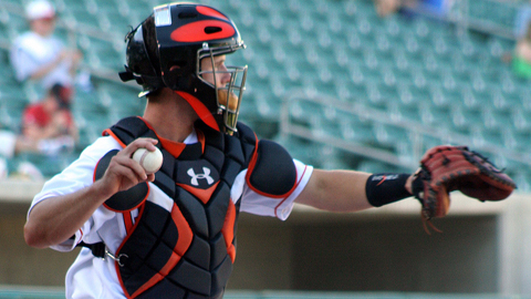 Fresno catcher Buster Posey was the fifth overall pick in the 2008 Draft.