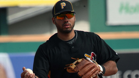 Pedro Alvarez, the No. 2 pick in the 2008 Draft, starts the year in Indianapolis.