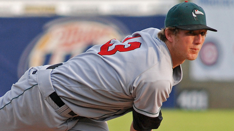 Inland Empire's Ethan Martin opens 2010 as MLB.com's No. 49 prospect.