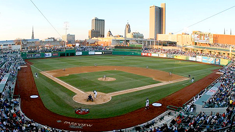 Fort Wayne's Parkview Field will host the Midwest League All-Star Game on June 22.