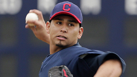 Carlos Carrasco sports a 2.92 ERA through the first two games of the season.