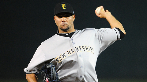 Left-hander Luis Perez has thrown 10 scoreless innings to begin 2010.