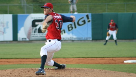 Andrew Cashner, the Cubs #4 prospect, leads a talented group of arms for the Smokies