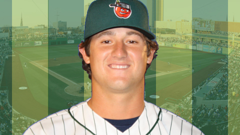C Jason Hagerty had the TinCaps' only multi-hit game Wednesday at Dayton.