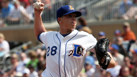 The Rays' Jeremy Hellickson has 15 strikeouts in 14 innings pitched this season.