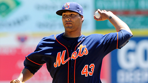 Adam Bostick last pitched in the Minors in 2009 with the Mets.