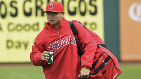 Hank Conger was a first-round pick of the Angels in 2006.