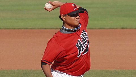 The Mariners acquired Mauricio Robles in a 2009 trade with the Tigers.