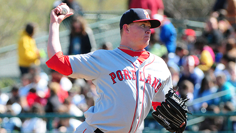 Ryne Miller was signed by the Red Sox as a non-drafted free agent in 2007.