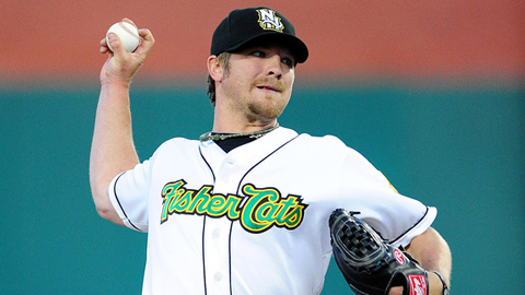 Kyle Drabek has 27 strikeouts over 28 1/3 innings in five starts.
