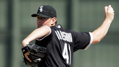 On the heels of his worst professional outing, Dan Hudson made his best start of 2010.