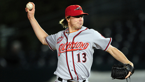 Richmond's David Mixon is 3-1 with a 2.27 ERA over six 2010 starts.