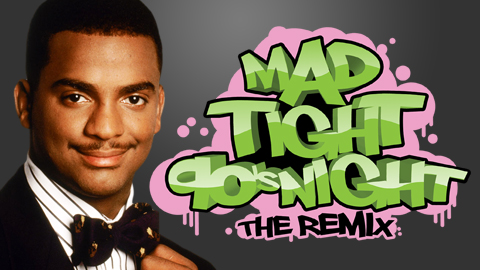 Ribeiro will join in on the Mad Tight 90's Night: THE REMIX fun on May 20th.