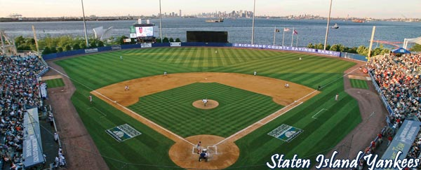 Staten Island Yankees Box Office