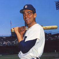 1958 : Ozzie Virgil, First Detroit Tiger of Color