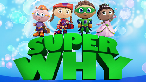 Meet Super Why and Princess Presto at Fifth Third Field on Sunday ...