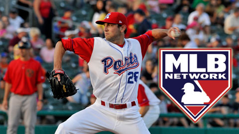 The Ports' June 29 game will be simulcast on MLB Network.
