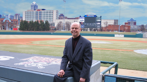 Kellman has been a fixture with the Indians since before their ballpark opened.